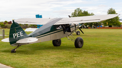 ZK-PEE - Piper PA-20-135 Pacer - Private