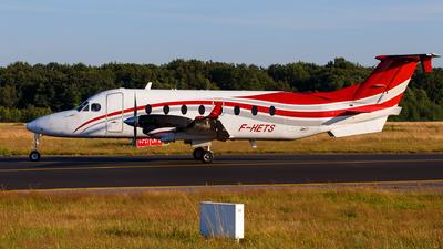 F-HETS - Beech 1900D - Chalair Aviation