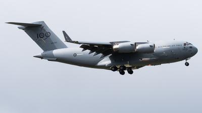 A41-206 - Boeing C-17A Globemaster III - Australia - Royal Australian Air Force (RAAF)