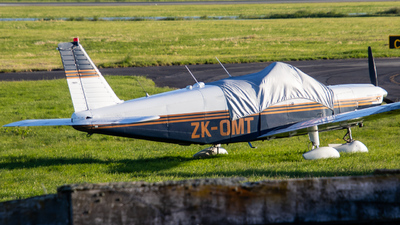 ZK-OMT - Piper PA-32-300 Cherokee Six - Private