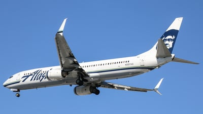N307AS - Boeing 737-990 - Alaska Airlines