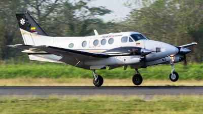 HK-5002 - Beechcraft C90A King Air - MedicalFly