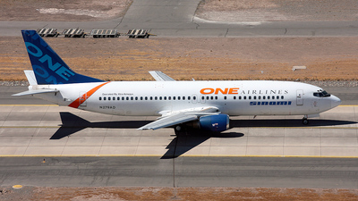 N279AD - Boeing 737-4Q8 - One Airlines (Xtra Airways)