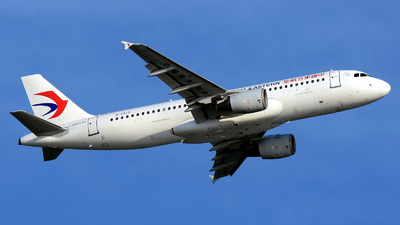 B-2415 - Airbus A320-214 - China Eastern Airlines