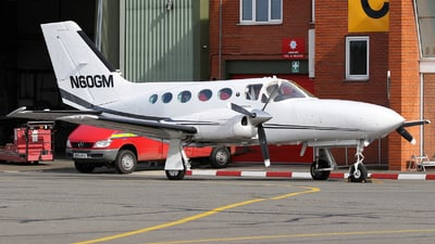 N60GM - Cessna 421C Golden Eagle - Private