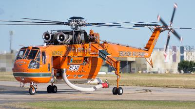 N243AC - Sikorsky S-64E Skycrane - Erickson Air-Crane