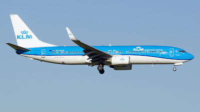 PH-BGB - Boeing 737-8K2 - KLM Royal Dutch Airlines
