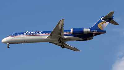 N910ME - Boeing 717-2BL - Midwest Airlines