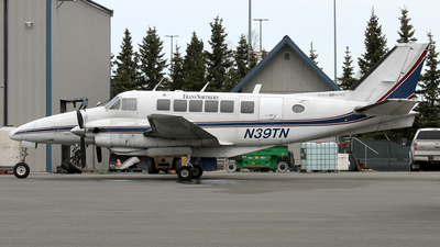 N39TN - Beech 99 Airliner - TransNorthern