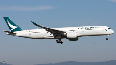 A picture of BLRS - Airbus A350941 - Cathay Pacific - © Sierra Aviation Photography