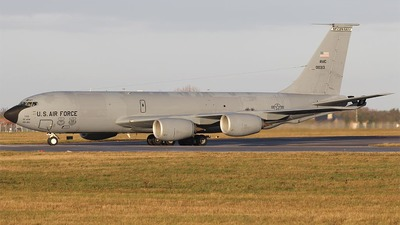 60-0313 - Boeing KC-135R Stratotanker - United States - US Air Force (USAF)