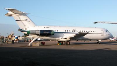 P4-JLB - British Aircraft Corporation BAC 1-11 Series 492GM - Jetline International