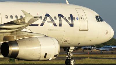 CC-BAJ - Airbus A320-233 - LAN Airlines