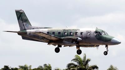 A picture of FAB2313 - Embraer C95BM Bandeirante -  - © La Roche Spotters