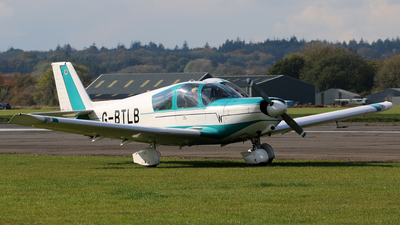 G-BTLB - Wassmer WA-52 Europa - Private