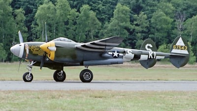 NX3145X - Lockheed P-38J Lightning - Private
