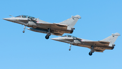 314 - Dassault Rafale B - France - Air Force