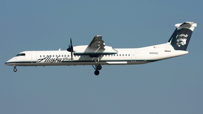 N405QX - Bombardier Dash 8-Q402 - Alaska Airlines (Horizon Air)