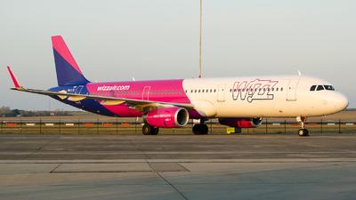 HA-LTC - Airbus A321-231 - Wizz Air