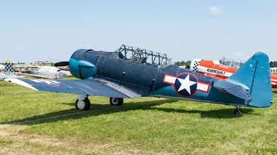 N3771M - North American AT-6D Harvard III - Private