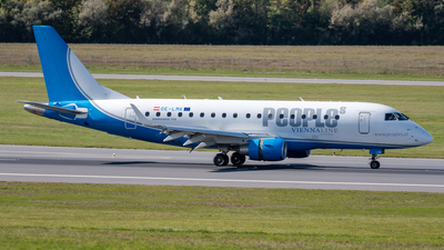 OE-LMK - Embraer 170-100STD - People's Viennaline
