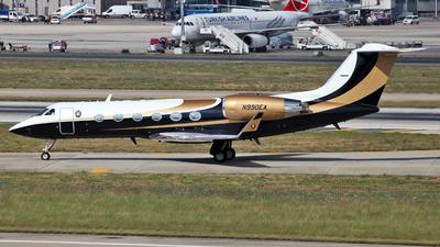 N990EA - Gulfstream G-IV - Private