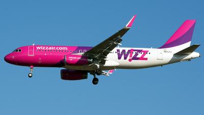 HA-LYJ - Airbus A320-232 - Wizz Air