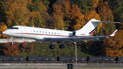 N109QS - Bombardier BD-700-1A11 Global 5000 - NetJets Aviation