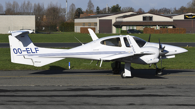 OO-ELF - Diamond DA-42 Twin Star - Private