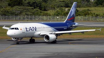 CC-BFA - Airbus A320-214 - LAN Airlines