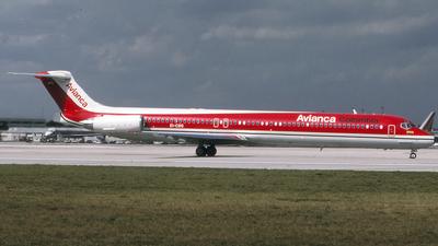 EI-CBS - McDonnell Douglas MD-83 - Avianca