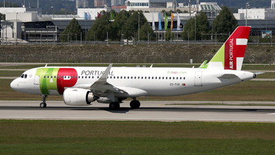 CS-TVE - Airbus A320-251N - TAP Air Portugal