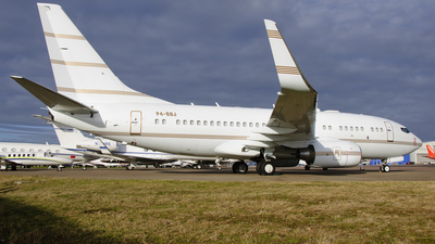 P4-BBJ - Boeing 737-8DR(BBJ2) - Private