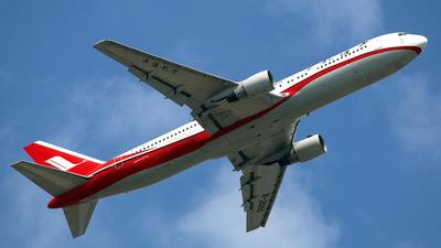 B-2500 - Boeing 767-3D6 - Shanghai Airlines