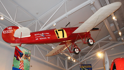 NR10337 - Wedell-Williams Model 22 - Private