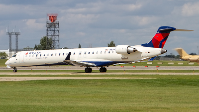 N834SK - Bombardier CRJ-900 - Delta Connection (SkyWest Airlines)