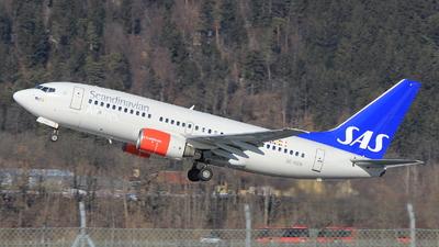 SE-RER - Boeing 737-7BX - Scandinavian Airlines (SAS)