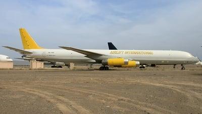 9G-RAC - Douglas DC-8-63(F) - Airlift International