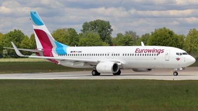 D-ABMQ - Boeing 737-86J - Eurowings