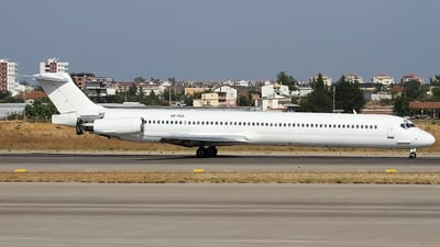 UR-CSA - McDonnell Douglas MD-82 - Bravo Airways