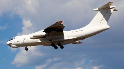 RA-76463 - Ilyushin IL-76TD - Abakan Air