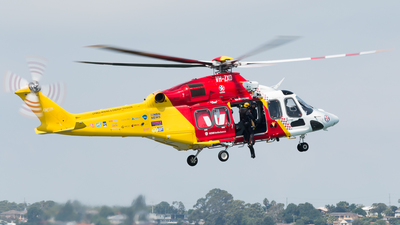 VH-ZXD - Agusta-Westland AW-139 - Northern Region Helicopter Rescue Service
