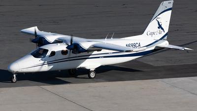 A picture of N699CA - Tecnam P2012 Traveller - Cape Air - © HAOFENG YU