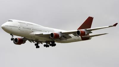 N481MC - Boeing 747-443 - Untitled