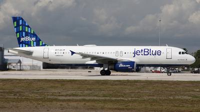 N571JB - Airbus A320-232 - jetBlue Airways