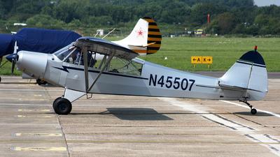 N45507 - Piper PA-18-150 Super Cub - Private