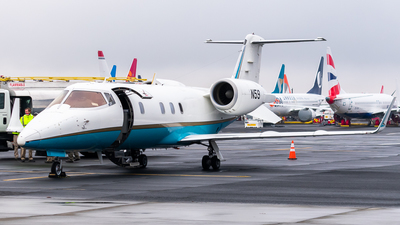 A picture of N59 - Learjet 60 -  - © Nick Sheeder