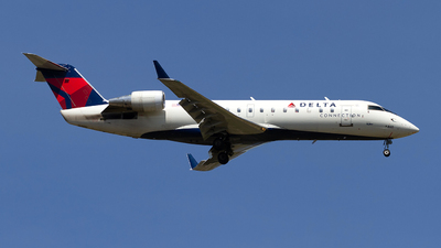 N868CA - Bombardier CRJ-200LR - Delta Connection (SkyWest Airlines)