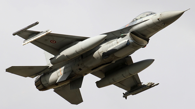 92-0004 - General Dynamics F-16C Fighting Falcon - Turkey - Air Force