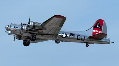 N3193G - Boeing B-17G Flying Fortress - Yankee Air Force